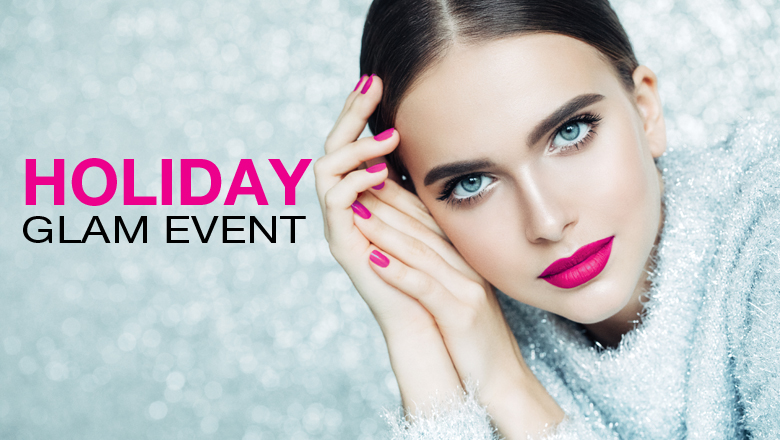 Holiday Glam Event