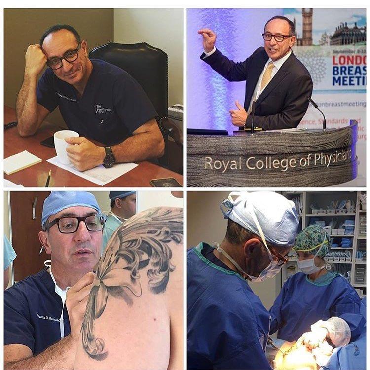 Toronto Plastic Surgeon Dr. Frank Lista