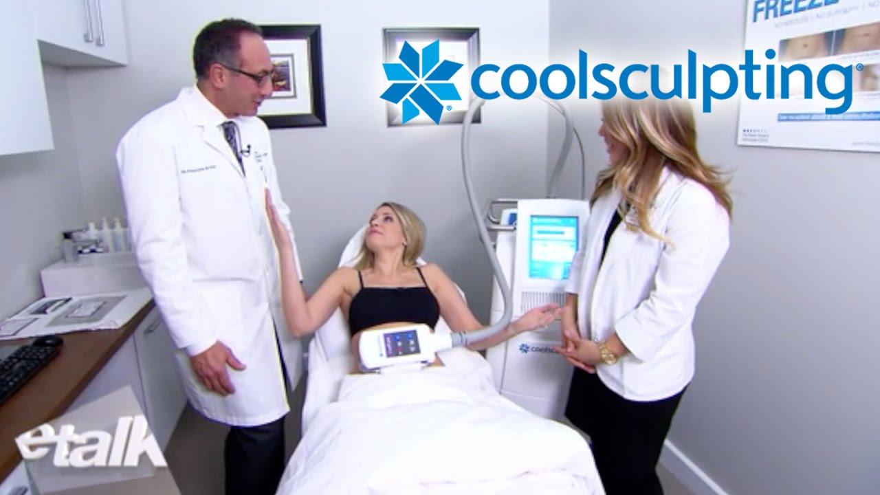 Dr. Lista Discusses CoolSculpting on eTalk