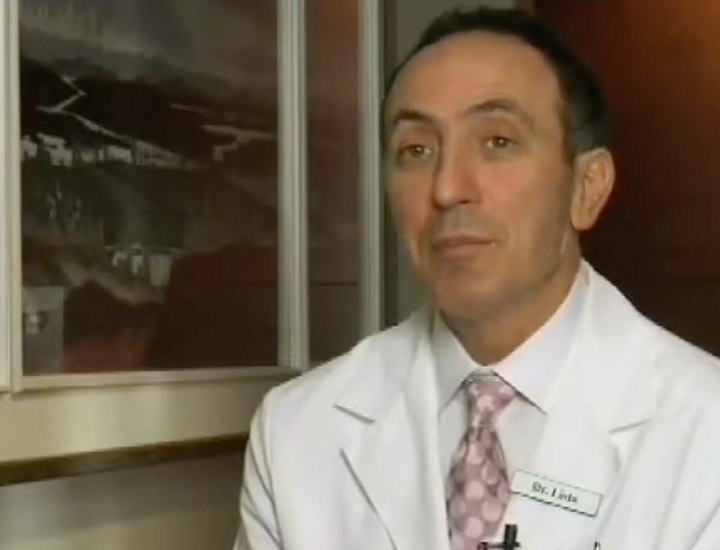 Dr. Lista on the Eyelid Lift Procedure