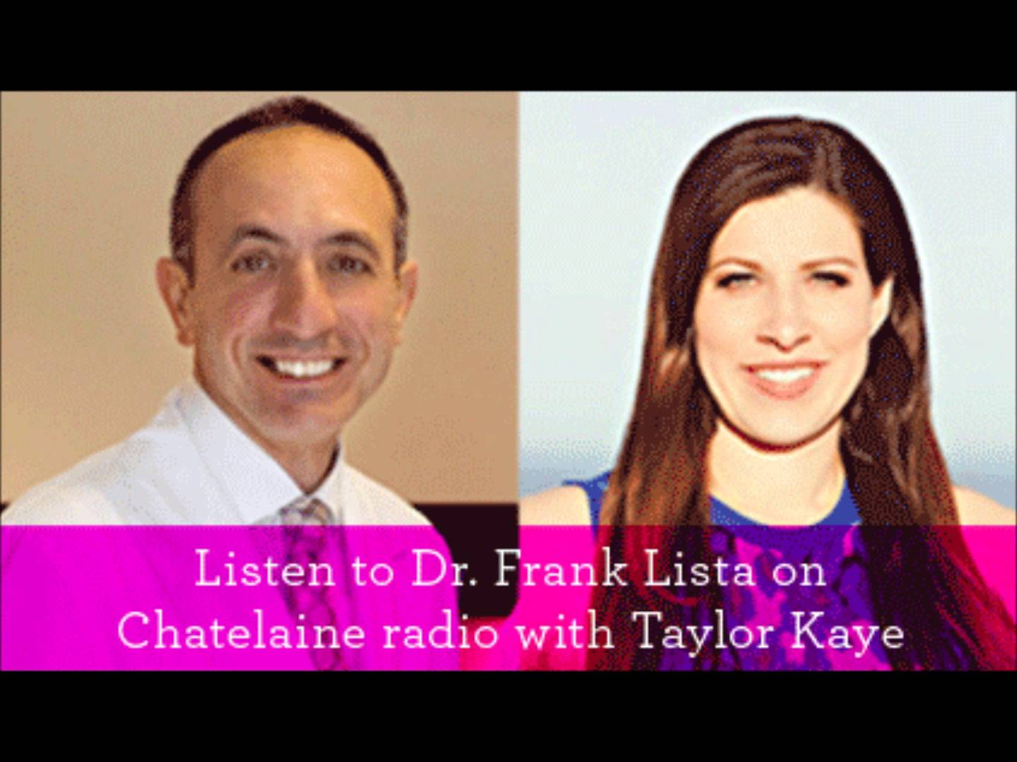 Dr. Lista on Celebrity Skin Treatments