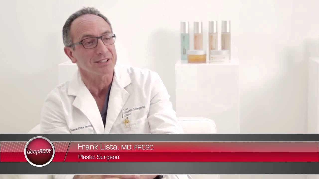 Toronto Plastic Surgeon Dr. Lista