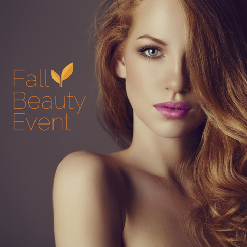 Fall Beauty Event